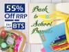 Oz Labels Back to School 55% Discount Labels Package